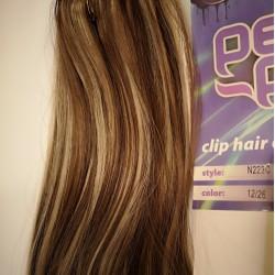 CLIP HAIR NATURALNY BLOND/SŁONECZNY BLOND N222C (12TT26)