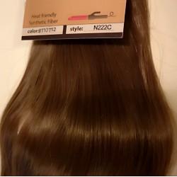 CLIP HAIR JASNY BRĄZ / NATURALNY BLOND N222C (8/10/12)