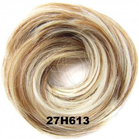 GUMKA PROSTA GS-Q7 (27H613) CYNAMONOWY BLOND/JASNY BLOND